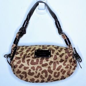 Kate Spade Leopard Print HOBO Bag Purse